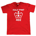 Half Pint Kids T Shirt, Gift for Dad Him