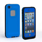 For Apple iPhone SE 5s 5 Waterproof Case Underwater Shockproof Cover Blue Color