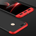 """For """"Xiaomi Mi A1"""" New Double Dip Full Body PC + TPU Hybrid Back Cover Case"""