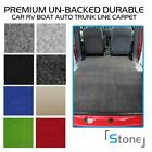 "40"" Wide By Yard Auto Car Carpet Floor underfelt Upholstery Un-Backed All Colors"