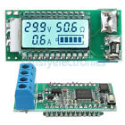 ZB2L3 26650 18650 Capacity Current Voltage LCD Meter Lithium Battery Tester