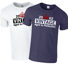 16th Birthday Gift T-Shirt Aged to Perfection 2002 New for 2018
