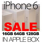 NEW Apple iPhone 6 16GB 64GB 4G 100% Unlocked Smartphone EXPRESS FRM MELBOURNE