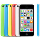 Brand New Apple iPhone 5C 16GB Unlocked Factory Smartphone Blue White Pink Green