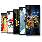 PIN-1 Anime One Piece Solid Phone Case Cover Skin for Sony HTC
