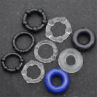 3/6Pcs Silicone Cock/Penis Ring for Men Enhancer Prolong Sex Aid Tools