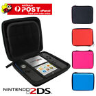 For Nintendo 2DS EVA Hard Carrying Case Handle Bag Cover Pocket Pouch Shell