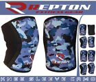 Powerlifting & Weightlifting Knee Sleeve Patella Support Brace Protector Camo