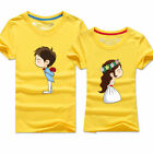 outdoor sports team travel t-shirt student couples Lover clothes Wreath married