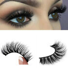 Long Mink Lash Single Double Triple Magnetic 3D Natural Fake Eyelashes Handmade