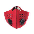 PM2.5 Outdoor Riding Mask Gas Filter Protection Face Dust Mask Head Respirator