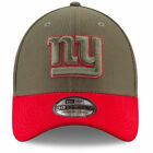 NFL New York Giants Salute to Service Hat Cap New Era Stretch Fitted