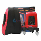 New AK435 LS01 360° Self-leveling Cross Laser Level 2 Line 1 Point with package