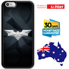 iPhone X iPhone 8 8 Plus iPhone 7 7 Plus Batman Rubber Bumper Case For Apple #5