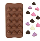 Silicone Cake Decorating Moulds Candy Cookies Chocolate Fondant DIY Baking Mold