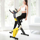 Health Folding Magnetic Exercise Bike Home Gym Workout Aerobic Fitness Machine for sale  Shipping to Nigeria