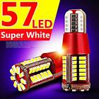 Bombillas T10 LED Canbus, 57SMD 5630 5W5, Car Bulbs