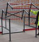 Mezzanine Floor Pallet Gate - Health & Safety - Pivot / Swing / Up and Over Gate