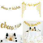 Cheers Bitches Bachelorette Decor Hen Party Bunting Banner Love Bachelor Pop