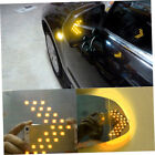 1x Arrow Indicator 14 LED 3528SMD Car Rearview Side Mirror Turn Signal Light FP