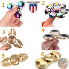 High Quality Metal Fidget Hand Spinner Fingertip Toy Gyro Focus ADD Autism Cool