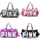 Victoria's PINK Sport Tote Bag Large VS Gym Duffel Bag FAST FREE SHIPPING