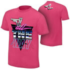 DZ Dolph Ziggler All The Way Wrestling Men Adult Kid Child Youth T-Shirt Pink