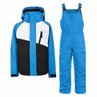 Trespass USA Crawley Kids One Piece Ski Suit