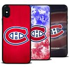 Montreal Canadiens NHL Team Ice Hockey Silicone Cover Case for iPhone XR Samsung $8.99 USD on eBay
