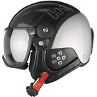 HMR H1 Visor Helmet Ski Snowboard Protection with Carbon