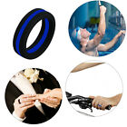 3PCS Silicone Wedding Silicone Rubber Ring Band Rubber Men Women Flexible Gifts