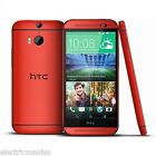 """5"""" HTC ONE M8 GSM Unlocked 4G LTE Android Smartphone Quadcore 32GB WIFI 5 Color!"""