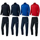 Boys Nike Tracksuit Junior Woven Full Zip Jogging Football Top Bottoms Age 6-14