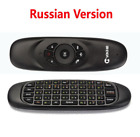 Keyboard Gyroscope Remote Controller Gaming Smart TV BOX PC Rechargeable Wireles