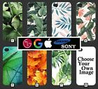 Leaves Design Phone Case Plants Floral iPhone 6 Galaxy s7 SE s8 iphone 7 s6 467
