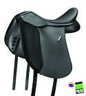 Wintec 500 WIDE Adjustable Dressage Saddle with CAIR Air System Black 16