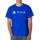 New Ps4 Playstation T shirt 100% Cotton