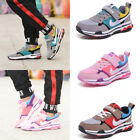 Kids Boys Girls Children Sports Running Casual Shoes Elastic Band Sneakers Shoes