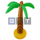 1x or 2x Inflatable Palm Tree Blow Up Fancy Dress Prop Swimming Party 90cm