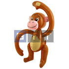Inflatable Monkey 58cm Pinata Jungle Loot/Party Chimp Ape Wedding/Kids
