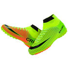Men's Indoor Soccer Football Boots Turf Ankle Top Soccer Cleats Shoes Trainers