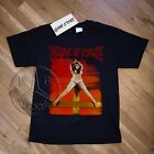 Vintage 90's Cradle of Filth Desire Me Like Satan 1997 Tour Shirt REPRINT