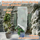60''H,40''W Warm Worth Plant Cover And Plant Protecting Bag For Frost Protection