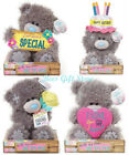 "Tatty Teddy 7"" With Love from Me to You Bear Gifts For BIRTHDAY Someone Special"