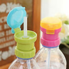Free Children Portable Drinking Tube Straw Cover Spill-proof Cup Bottle Cap