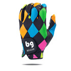Argyle Spandex Golf Glove