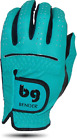 Teal Synthetic Golf Glove