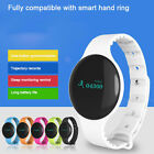 Women Ladies Waterproof Smart Watch Heart Rate Monitor Sports Fitness Wristwatch