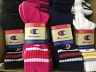 Champion Life C Logo Crew Socks 1-Pair
