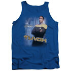 Star Trek Voyager TUVOK Licensed Adult Tank Top All Sizes on eBay